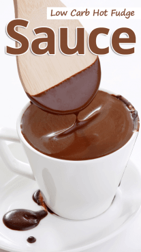 Low Carb Hot Fudge Sauce