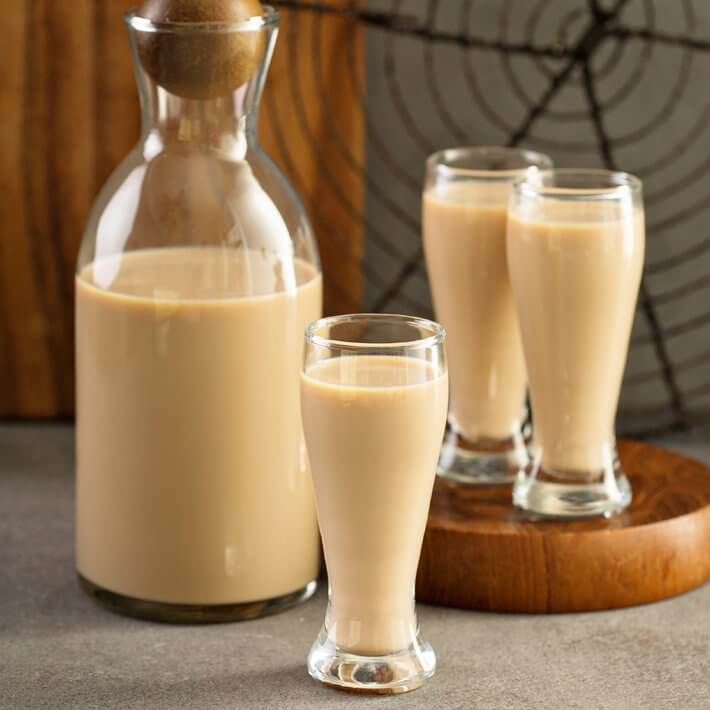 Homemade Low-Carb Bailey's Irish Cream
