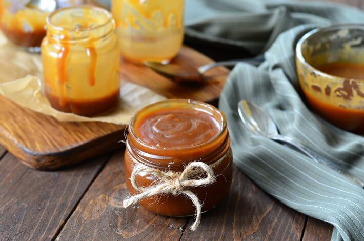 Low Carb Caramel Sauce