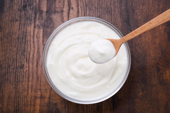 Low Carb Yogurt