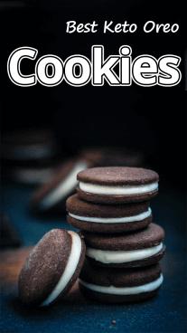 Best Keto Oreo Cookies