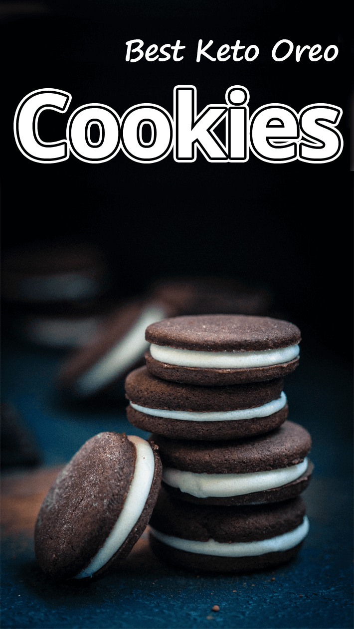 Best Keto Oreo Cookies