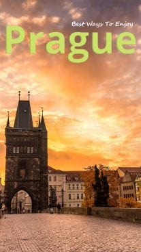 Best Ways To Enjoy Prague