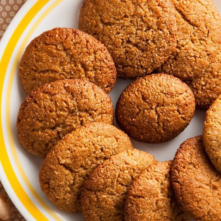gingersnap cookies recipe for scd diet