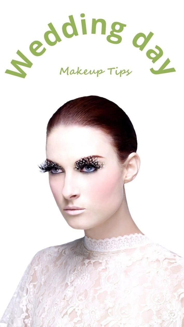 Wedding Day Makeup Tips