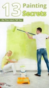 13 Painting Secrets
