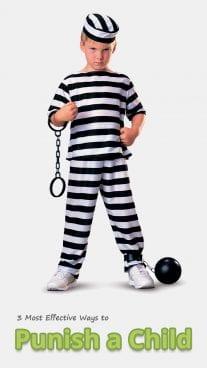 3 Most Effective Ways to Punish a Child