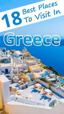 18 Best Places To Visit In Greece
