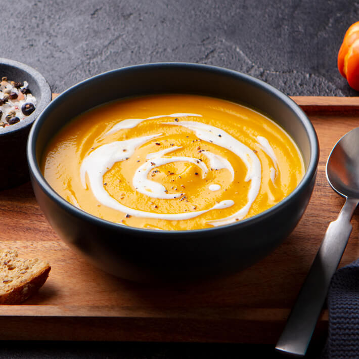 Keto Spiced Pumpkin Soup