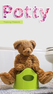 Potty Training Pressure