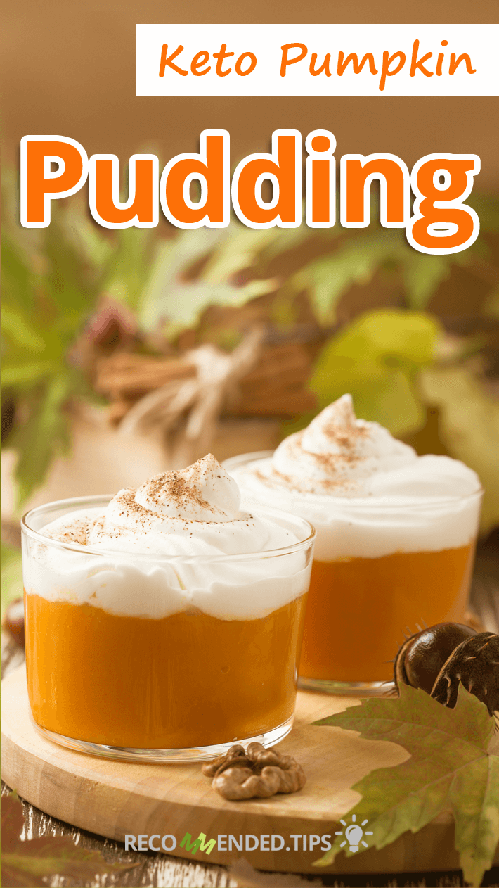 Keto Pumpkin Pudding