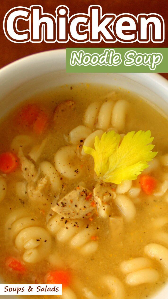 Chicken Noodle Soup