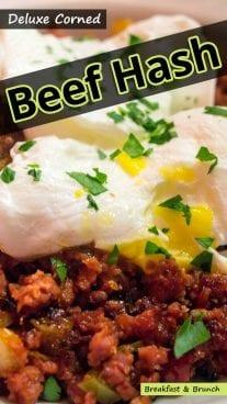 Deluxe Corned Beef Hash