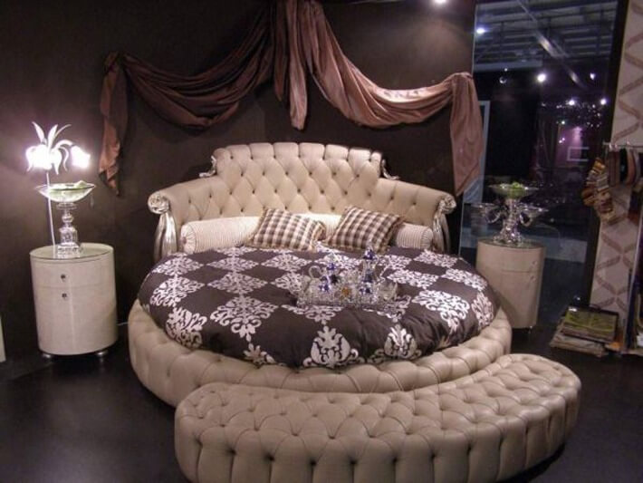 27 Best Round Beds Collection