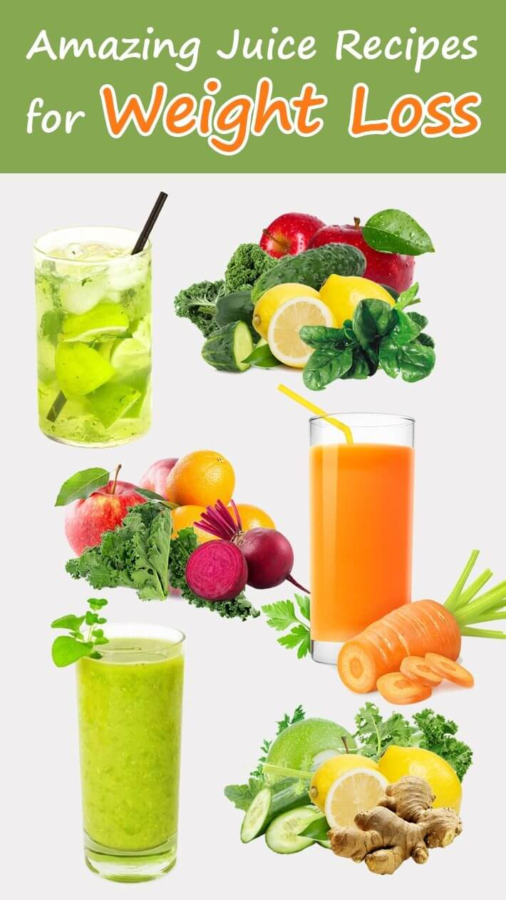 why using weight loss juice