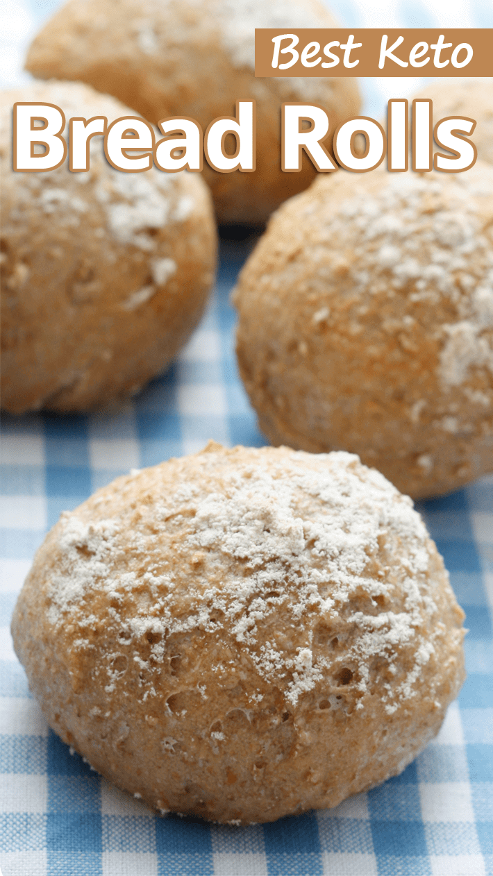 Best Keto Bread Rolls