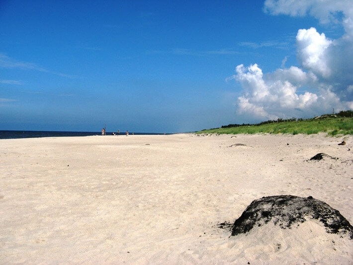 Sopot Beach, Poland