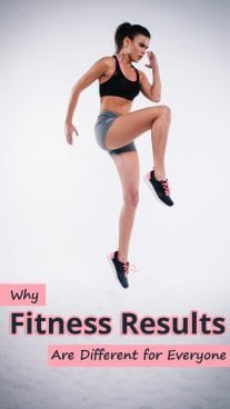 Why Fitness Results Are Different for Everyone