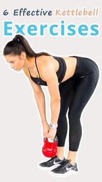 6 Effective Kettlebell Exercises