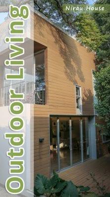 Nirau House: Outdoor Living