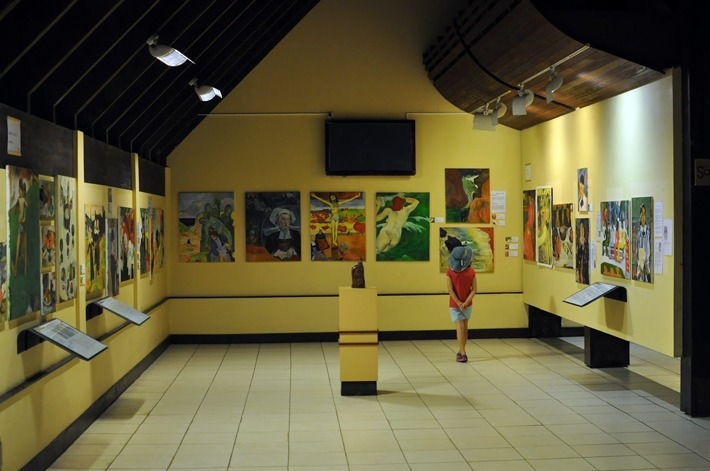 Paul Gauguin's Museum