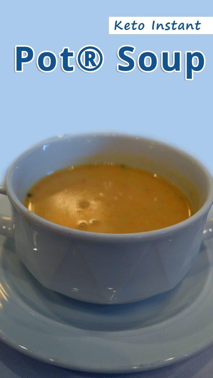 Keto Instant Pot® Soup