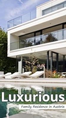 Luxurious Family Residence in Austria