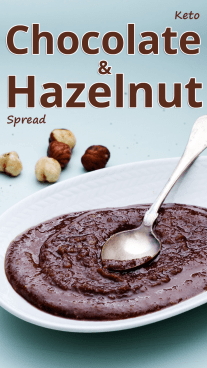 Keto Chocolate and Hazelnut Spread