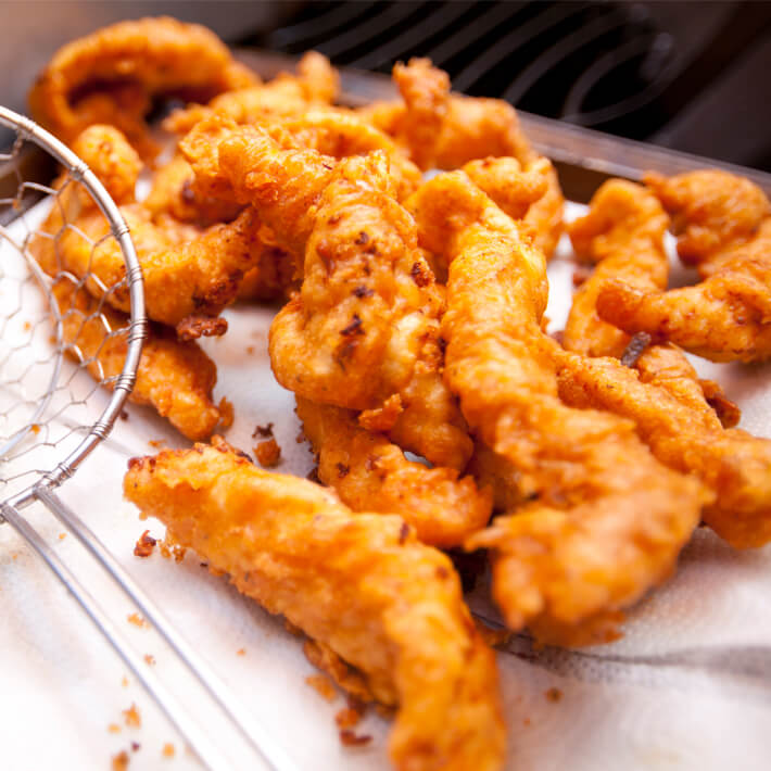 Keto Coconut Flour Chicken Tenders